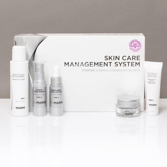Jan Morini Skincare Regimen